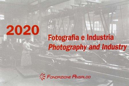 Il calendario 2020 di Fondazione Ansaldo