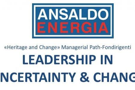 Leadership in Uncertainity & Change
