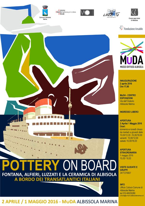 Pottery on boardo LR