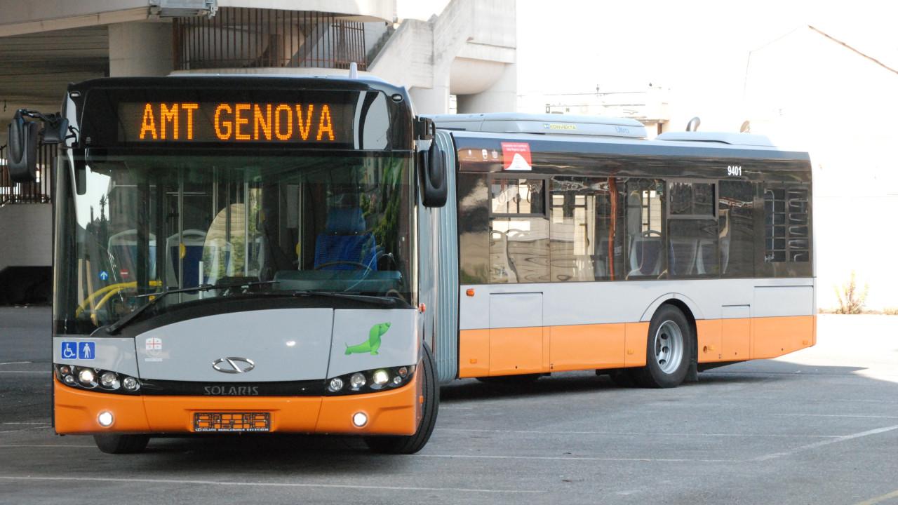 Nuovo collegamento bus tra corso Perrone e Rivarolo