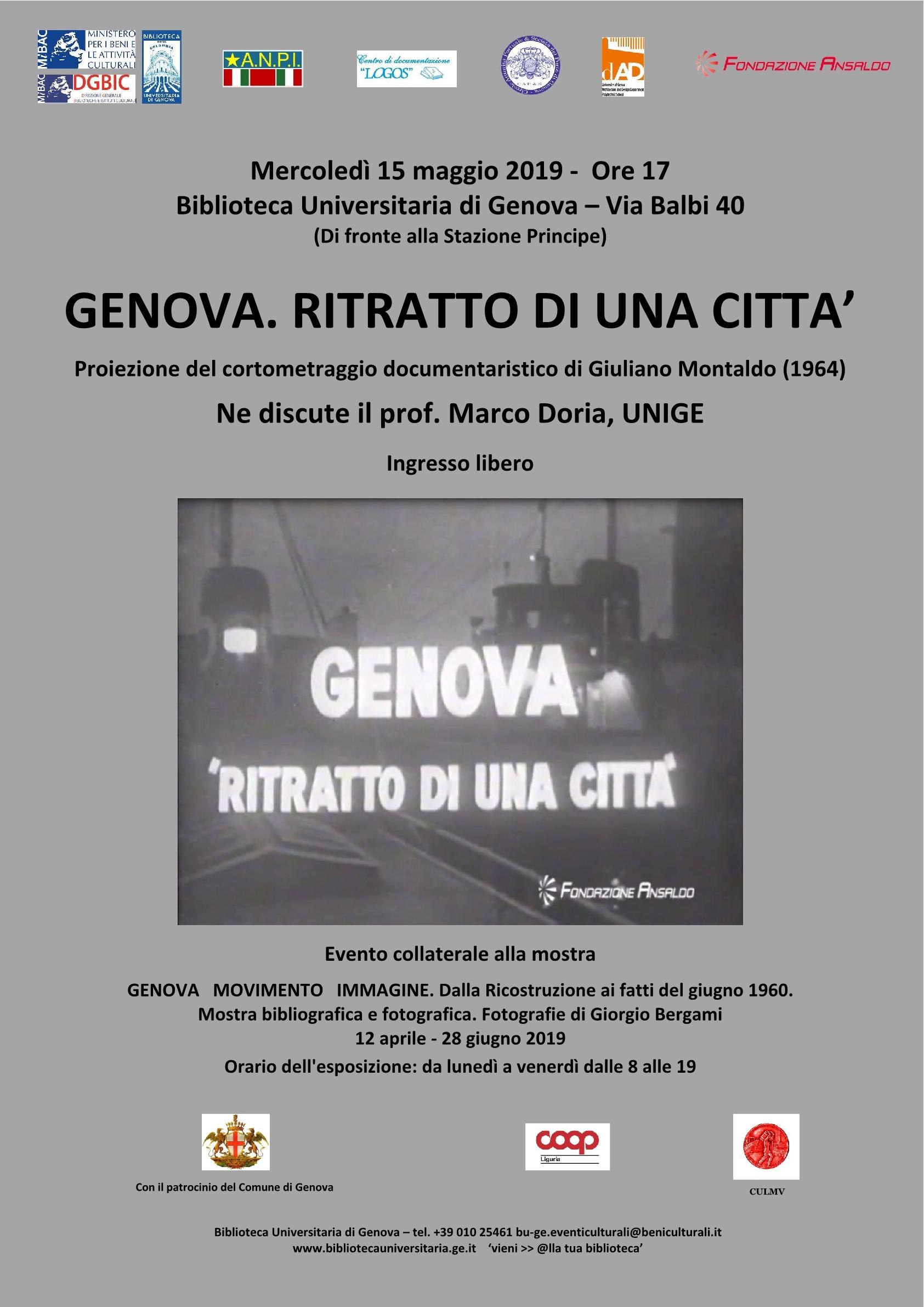 Genova, ritratto di una città