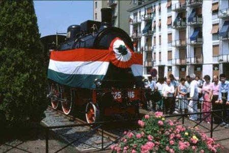 Storia della locomotiva a vapore ex FS 625.116