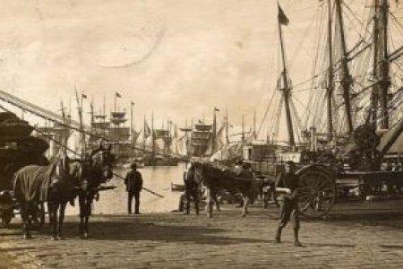 Una fucina di navi