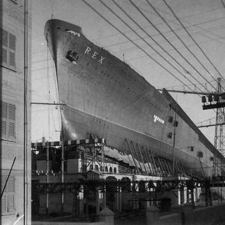 Transatlantico Rex : Nave n. 296